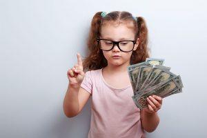 Moet mijn nieuwe echtgenoot de kosten van mijn kinderen betalen?
