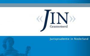 Jin Jurisprudentie in Nederland