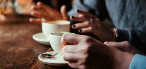 Spreekuur met koffie